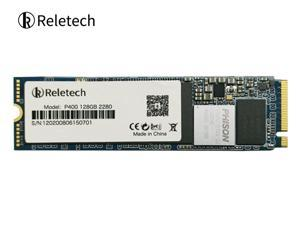 Reletech P400 256GB M.2 PCIe 2280 Up to 3,500 MB/s NVMe Interface Internal Solid State Drive 3D-NAND Technology Gen3 x4 NVMe PC SSD Up to 3,500 MB/s