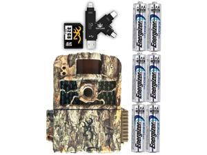 Browning Strike Force HD Max Camera with Batteries, SD Card, and Card Reader