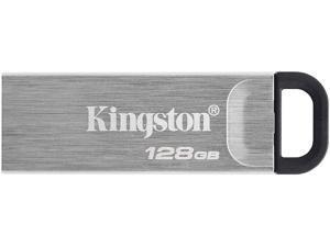Kingston DataTraveler Kyson 128GB USB 3.2 Metal Flash Drive DTKN/128GB