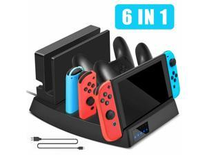 Charging Dock Stand Ston For  Switch Joy-con /Console /Pro Controller