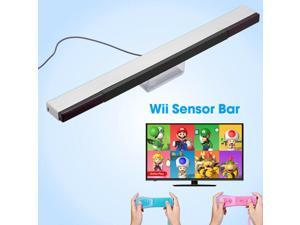 New Remote Motion Sensor Bar Infrared Ray Inductor for  Wii  Wii U