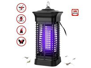 Mosquito Fly Bug Insect Zapper Killer Indoor Outdoor Electronic LED Trap Lamp15W