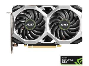 MSI GeForce GTX 1660 Ti DirectX 12 GTX 1660 TI GAMING X 6G  192-Bit GDDR6 PCI Express 3.0 x16 HDCP Ready Video Card