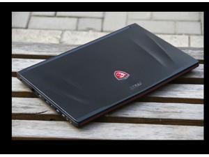"MSI GE62  15.6"" Full HD Thin and Light Performance Gaming Laptop  I7-5700HQ GTX 960M 2G  Win10 Backlit Keys,Black"