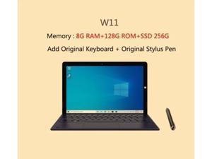 W11 2 in 1 Tablet PC 11.6 inch, 8GB RAM  Windows 10 Intel Gemini Lake N4100 Quad Core with Keyboard & Stylus Pen