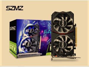 SZMZ GeForce GTX 960 DirectX 12 GTX 960 GAMING 4G 4GB 128-Bit GDDR5 PCI Express 3.0 x16 HDCP Ready SLI Support ATX Video Card
