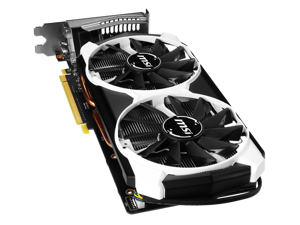 MSI Armor 2X GTX 960 4GB OC Dual Fan HDCP Ready SLI Support white tiger(GTX 960 4GD5T OC)