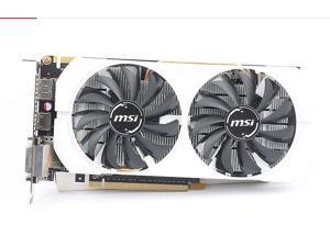 MSI GTX 960 4GB OC Dual Fan HDCP Ready SLI Support white tiger(GTX 960 4GD5T OC)