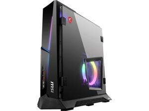 MSI Trident X 10TD Gaming and Entertainment Desktop PC (Intel i7-10700K 8-Core, 16/32GB RAM, 256/512G SSD ,GTX1650/GTX1660S/RTX 2060, Wifi, Bluetooth, USB 3.2, 2xHDMI, Display Port (DP), Win 10 Pro