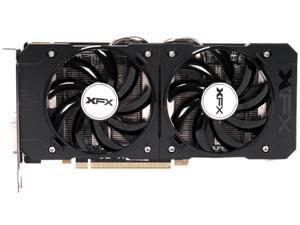 XFX R9 370X Black Wolf Version 4GB 256Bit Graphics Cards GPU Desktop PC Gaming DisplayPort Video card