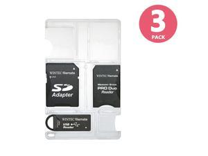 micro SD / TF Card to SD Adapter, to Memory Stick Pro Duo Adapter,  USB Reader