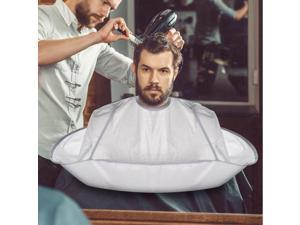 Hair Cutting Cloak Umbrella Hairdressing Cape Catcher Cover Salon Barber Family