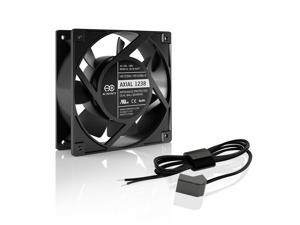 TANNING BED PART : 110V / 115V / 120V AC Axial Muffin Cooling Fan HS1238A-W