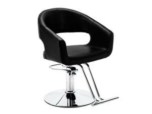 Barber Chair with Hydraulic Pump for Hair Cutting Styling Salon Furniture