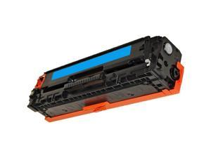 128A CE321A CYAN Toner Cartridge For  Color LaserJet Pro CM1415fnw CP1525nw