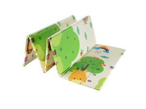 NEW Folding Baby Play Mat Waterproof Non Toxic Portable Kids Playmat For Bedroom