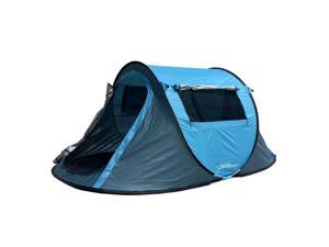 Waterproof Automc 2-Person Pop-Up Tent for Camping trip Hiking Mountaineering