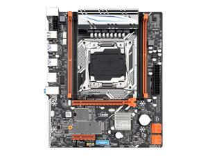 Jingsha X99MH M-ATX Server Motherboard Desktop LGA 2011-3 E5 CPU DDR4 RAM Supports E5 2678V3 2620 V3 And SSD M.2 SATA 3.0 PCIE 16X
