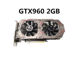 Gaming GTX 960 2GB GDDR5 128bit PCI Express 2.0 x16 Support ATX Video Card GTX 960 2GD5T