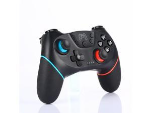 Left Blue, Wireless Switch Controller for Nintendo Switch, Supports Gyro Six-Axis, Adjustable Turbo and Dual Vibration (Non Offical)