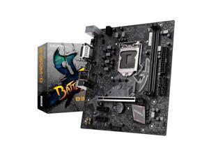 Segotep BATTLE-AX B460M-D V20 LGA1200 Intel B460 DDR4 VGA DVI HDMI SATA3.0 USB3.2 Gen1 M.2 USB Shutdown Charging Function MATX Gaming Computer Motherboard