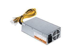 1800w Gold Mining Power Supply Bitcoin Ethereum Miner 110V (100~240v) AC to DC Full 150A PSU GPU BTC ETH Graphics Video Card 2U