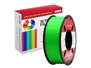 XTZL3D| PLA Material Printing Filament for 3D Printer, 1.75mm,1kg, Green