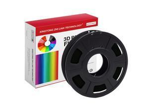 XTZL3D| PLA Material Printing Filament for 3D Printer, Black,200g, 1.75mm