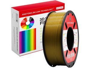 XTZL3D| PLA Material Printing Filament for 3D Printer, 1.75mm,1kg,Bronze