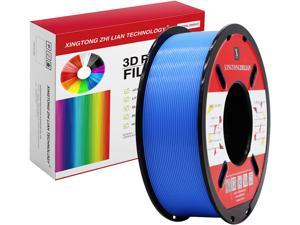 XTZL3D| PLA Material Printing Filament for 3D Printer, 1.75mm,1kg, Blue