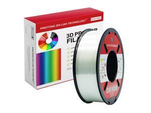 XTZL3D | Silk PLA Filament for 3D Printer, White,1kg, 1.75mm