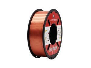 XTZL3D | Silk PLA Filament for 3D Printer, Red Copper,1kg, 1.75mm