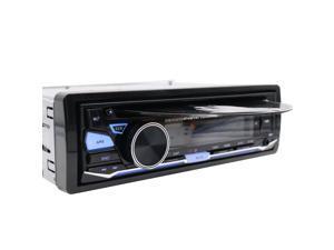 Alondy Car Radio Stereo Headunit CD DVD Player Receiver with Bluetooth 1 DIN 12V MP3 / USB/SD/AUX/FM