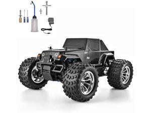 HSP RC Truck 1:10 Nitro Power Two Speed RC Car 4wd Off Road Monster Truck