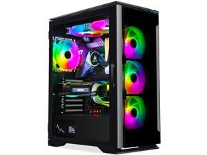 IPASON - Gaming Desktop - Ryzen5 5600X (6 Core up to 4.7GHz 7nm) - NVIDIA GeForce RTX3070 - 1TB SSD NVMe - 16GB 3200MHz - B550 - 750W Glod Power Supply - Windows 10 home - RGB Fans - Gaming PC