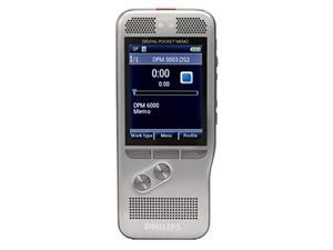 ECS - Compatible with Philips Pocket Memo 6000 Digital Dictation Portable Recorder with SpeechExec Basic Dictate 2 Year Subscription (PH-DPM6000-02)