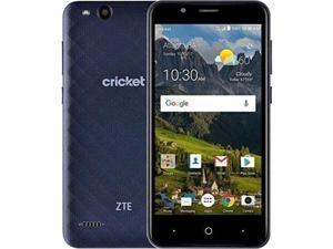 Zte Fanfare 3 Unlocked 4g LTE USA Latin  and  Caribbean Quad Core Z852 5mp Flash 8gb Android 7.1 LCD 5.0 Desbloqueado (SG_B0781CYP81_US)