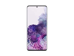 Samsung Galaxy S20+ Plus 5G Factory Unlocked New Android Cell Phone US Version, 128GB of Storage, Fingerprint ID and Facial Recognition, Long-Lasting Battery, Cosmic Gray (SM-G986UZAAXAA)