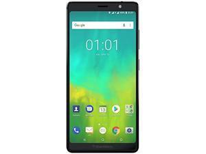 BlackBerry Evolve BBG100-1 64GB/4GB (Black) - Factory Unlocked International Version - No Warranty in The USA - GSM Only, No Cdma