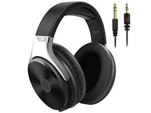 OneOdio Over Ear Wired Headphones - Studio Headphones with 50mm Driver, Noise Isolation Earcup, 3.5mm 6.35mm Jack for Computer Laptop Guitar Amp Keyboard Podcast (pro-hifi)