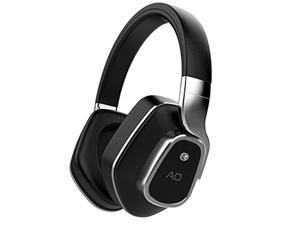 AO Active Noise Cancelling Wireless Bluetooth Headphones - M7 (Black) (AO-M7-BL)