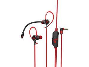 Lenovo HS10 7.1 Surround Sound Gaming Headset-Red (PTM7C02257)