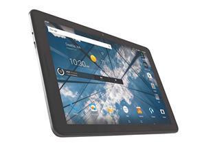 "ZTE K92 Primetime 10.1"" Tablet (32GB, WiFi + Cellular + GPS) Full HD Display, Snapdragon 625, Hotspot, 4G LTE GSM Unlocked (128GB SD Bundle) Navy"
