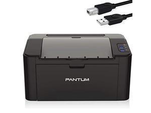 Pantum Mini Monochrome Laser Printer for Home Office School Student Mobile Wireless Printing- Small Laserjet P2502(D1m0n)