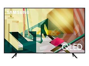 SAMSUNG 75-inch Class QLED Q70T Series - 4K UHD Dual LED Quantum HDR Smart TV with Alexa Built-in (QN75Q70TAFXZA, 2020 Model) (QN75Q70TAFXZA)