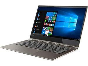 Lenovo Yoga 920 2-in-1 Ultrabook Laptop, 13.9in FHD IPS Touchscreen, Intel Quad-Core i7-8550U, 8GB DDR4 Ram, 256GB SSD, Fingerprint Reader, Windows 10, Bronze (Renewed)