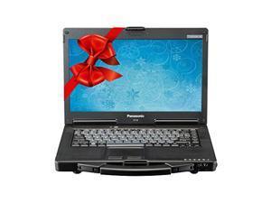 "Panasonic Toughbook CF-53 Laptop PC, 14"" HD Display, Intel i5-2520M 2.5GHz, 16GB RAM, 1TB SSD, Windows 10 (Renewed)"