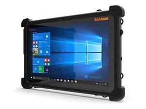 MobileDemand Flex 10B Rugged Touchscreen Tablet | Ultra Lightweight | 10.1-in Display | Windows 10 Pro | MIL-STD-810G |3000mAh Battery| Quad Core Celeron N4100 for Enterprise Mobile Field Work