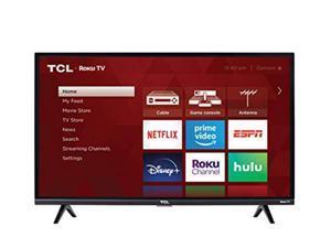 TCL 32-inch 1080p Roku Smart LED TV - 32S327, 2019 Model