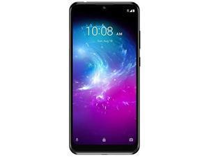 "ZTE Blade A5 2020 (32GB, 2GB) 6.09"" HD Edge to Edge Display, 3200mAh Battery, Dual SIM GSM Unlocked US 4G LTE (T-Mobile, AT&T, Metro, Straight Talk) International Model (Blue)"